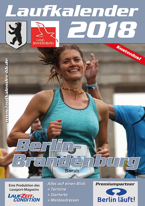 Laufkalender BB 2018
